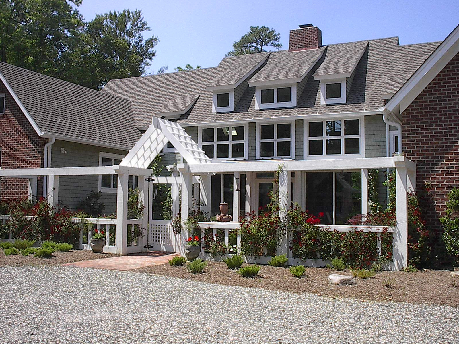 Tarpy Residence, Charles City Co., VA