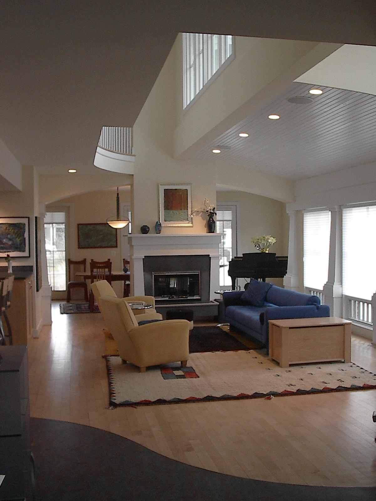 Krupicka Residence Great Room