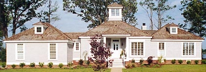 Smith Residence on the Potomac