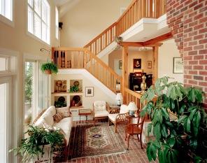 Tarpy Atrium- Stair