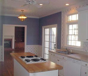 Worplesdon Kitchen remodeling - before
